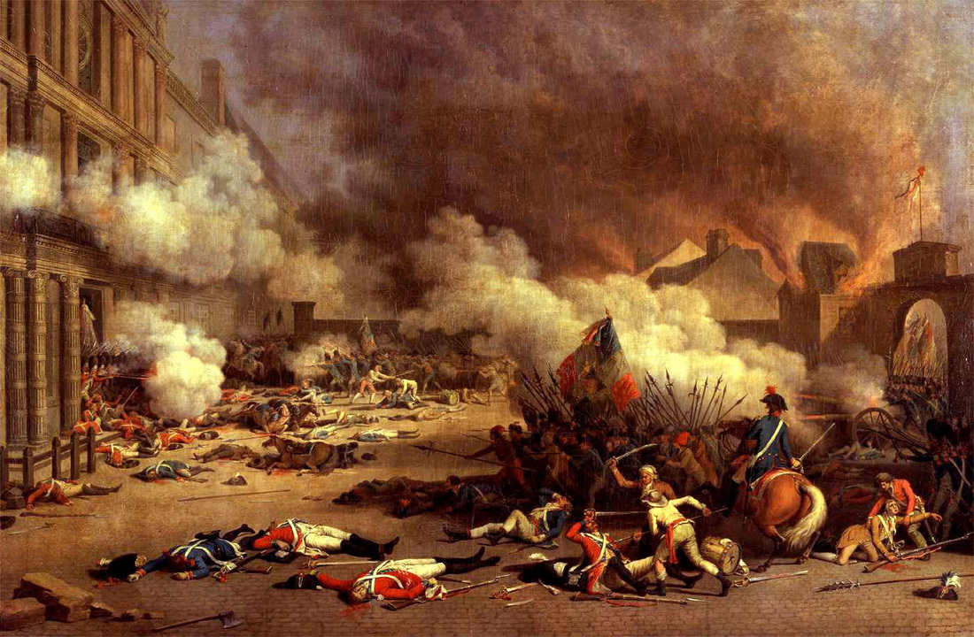 Political Causes The French Revolution